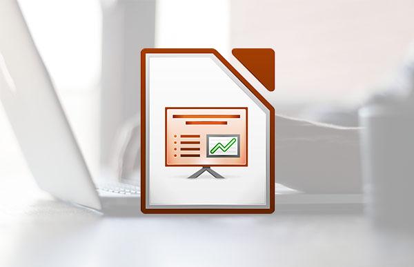 Imágen del curso de LibreOffice Impress