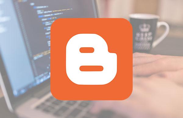 Imágen del curso de Blogger para usuarios